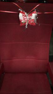 Haribo fauteuil