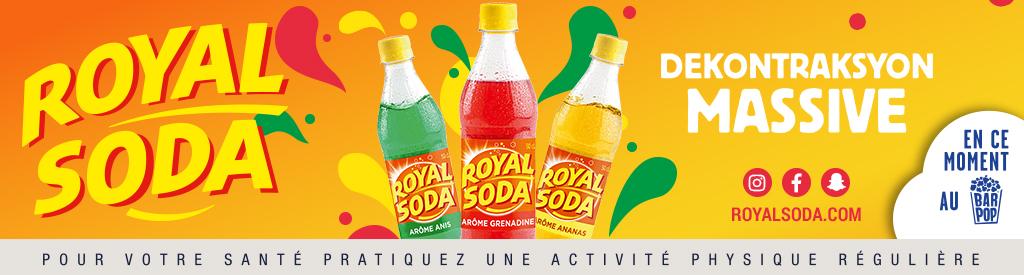 ROYAL SODA SliderWeb BAR POP